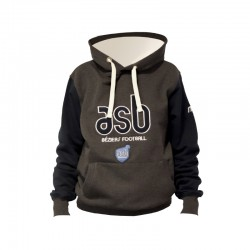 Sweat à capuche Anthracite 2018/2019 ASB