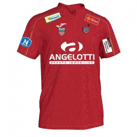 Maillot Officiel Rouge 2019/2020 ASB